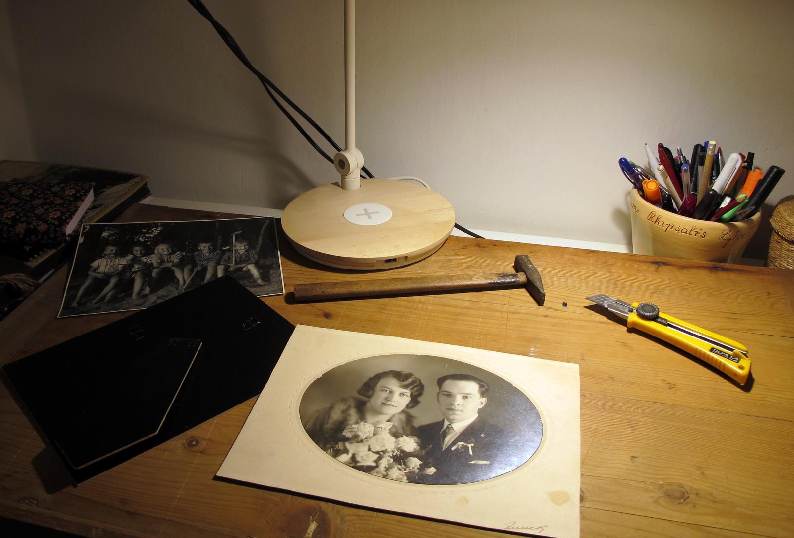 Staré věci v novém kabátě - Staré fotky jsou úžasné..budou v domácí galerii