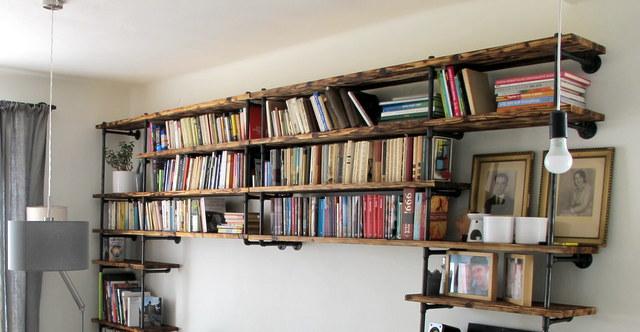 Obývák pro knihomoly - Obrázek č. 21