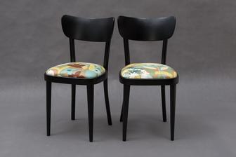 Takhle se budu snažit zrenovovat staré židle (fotka fler: charivari)