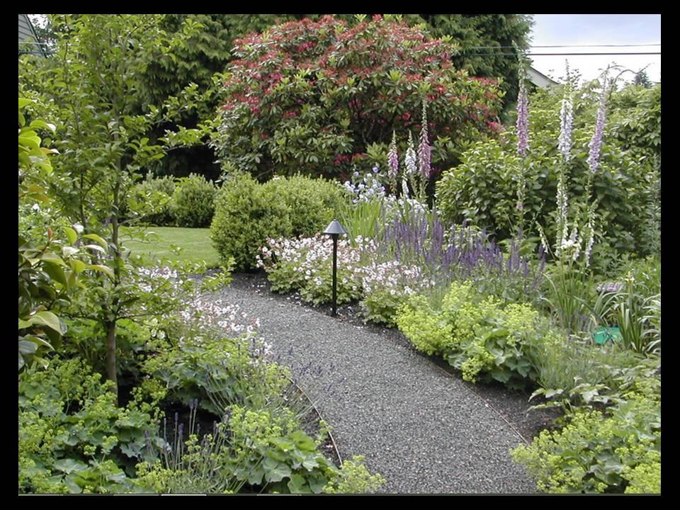 Anglická zahrada - osazovací plány - Obrázek č. 12