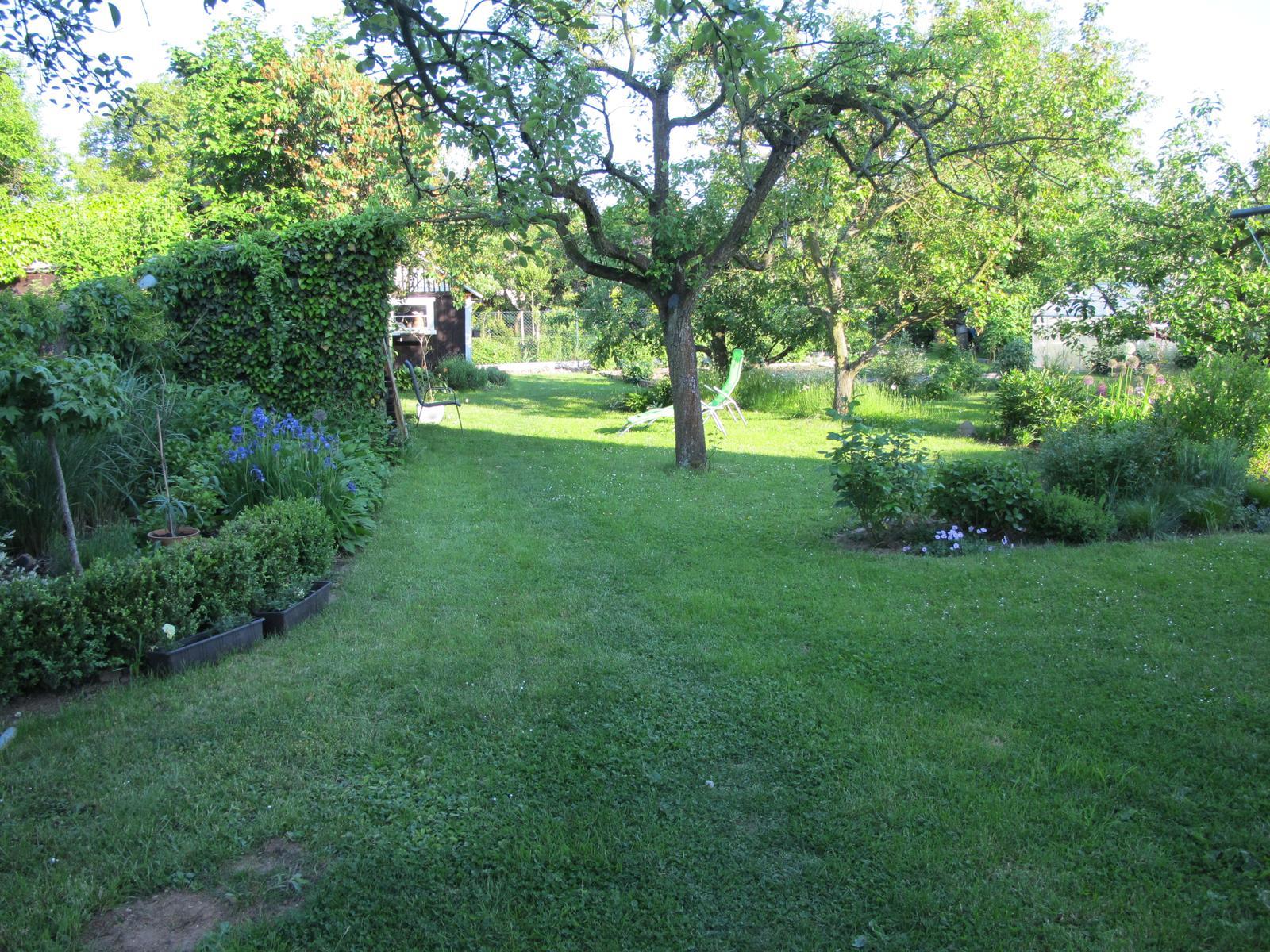 Anglická zahrada - osazovací plány - Obrázek č. 3
