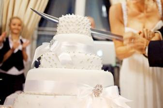 Inspiracia pre svatobnu tortu