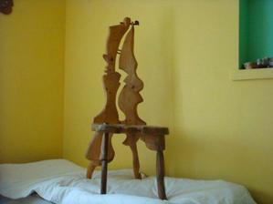 moja obľúbená stolička