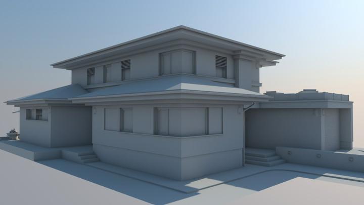 Pripravovaný projekt rodinného domu - Obrázok č. 4