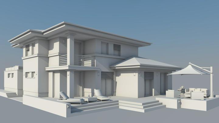 Pripravovaný projekt rodinného domu - Obrázok č. 9