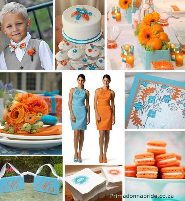 Wedding colour ideas... - Obrázek č. 19
