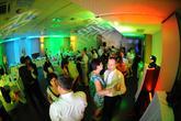 Nasvietenie svadobnej saly DJ Chvojka
