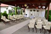 Ozvučenie sobáša -exterier Hotel Bystrička
