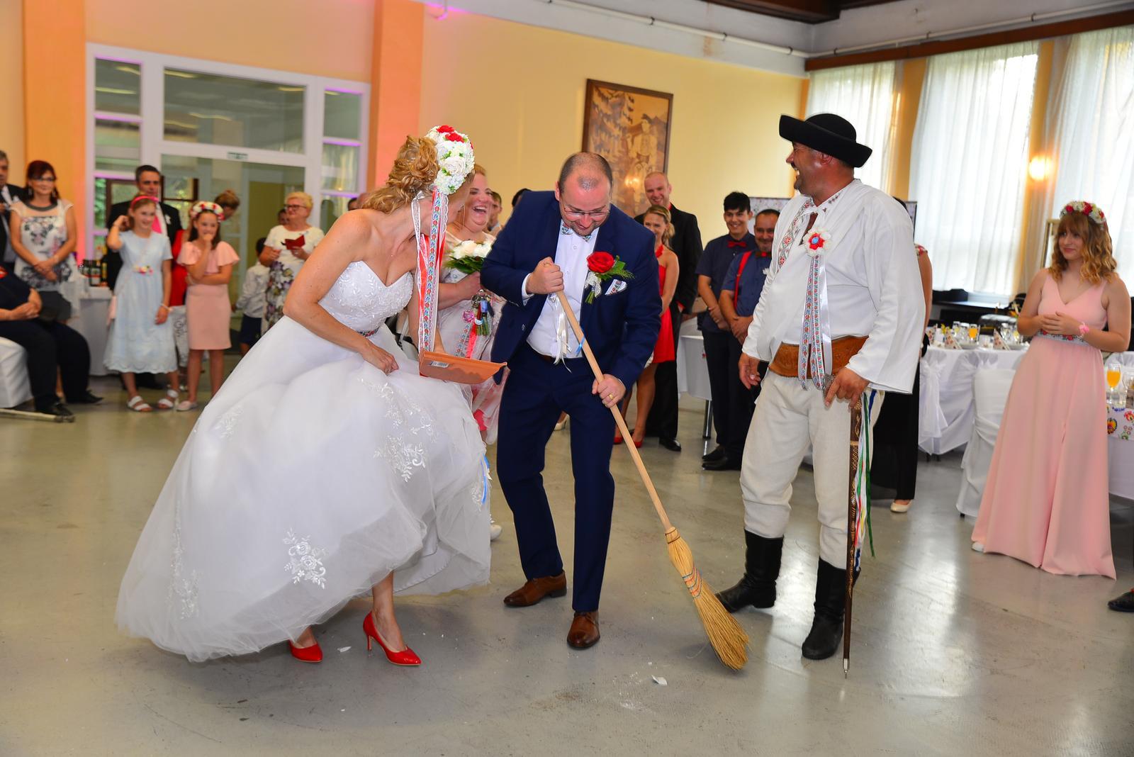 Folklorna svadba M+M, 24.8.2019 Turany - Folklorna svadba M+M, 24.8.2019 Turany, autor Foto: Multimediálny DJ Maroš Chvojka 011