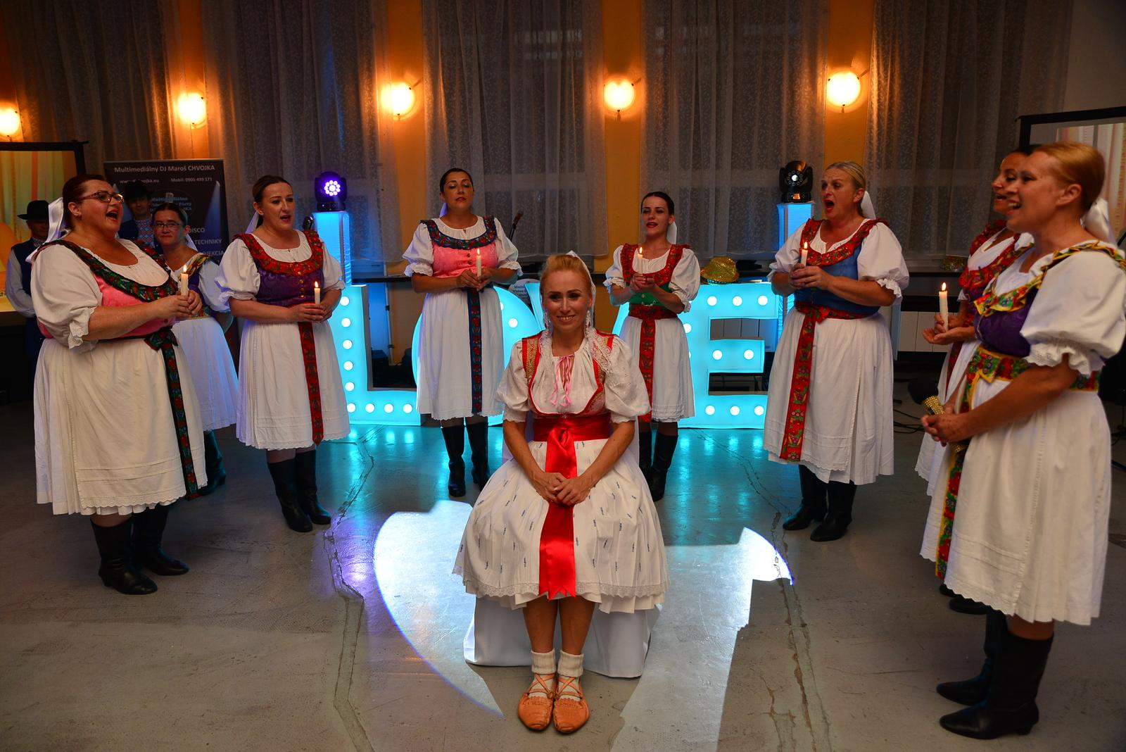Folklorna svadba M+M, 24.8.2019 Turany - Folklorna svadba M+M, 24.8.2019 Turany, autor Foto: Multimediálny DJ Maroš Chvojka 012
