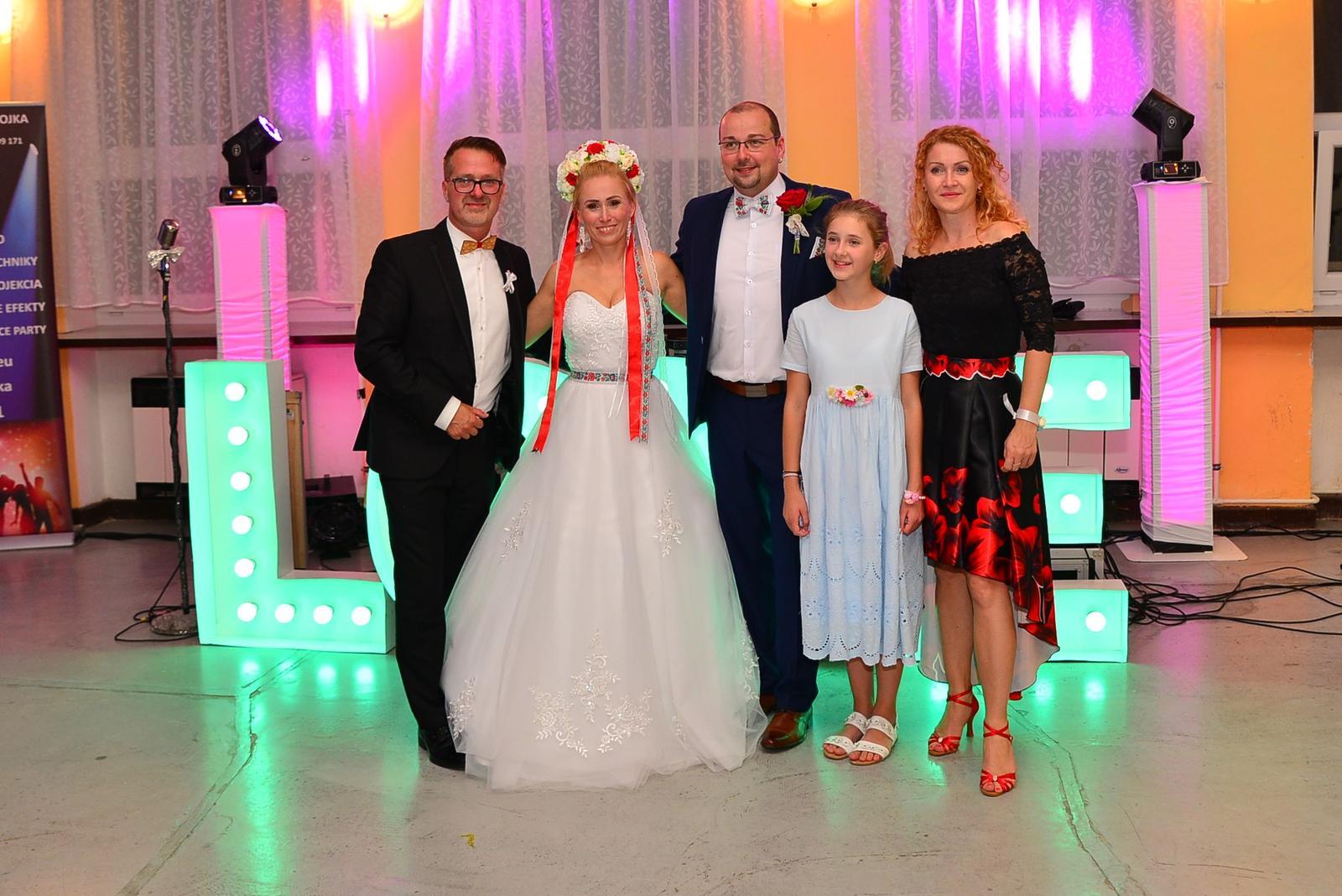 Folklorna svadba M+M, 24.8.2019 Turany - Folklorna svadba M+M, 24.8.2019 Turany, autor Foto: Multimediálny DJ Maroš Chvojka 013