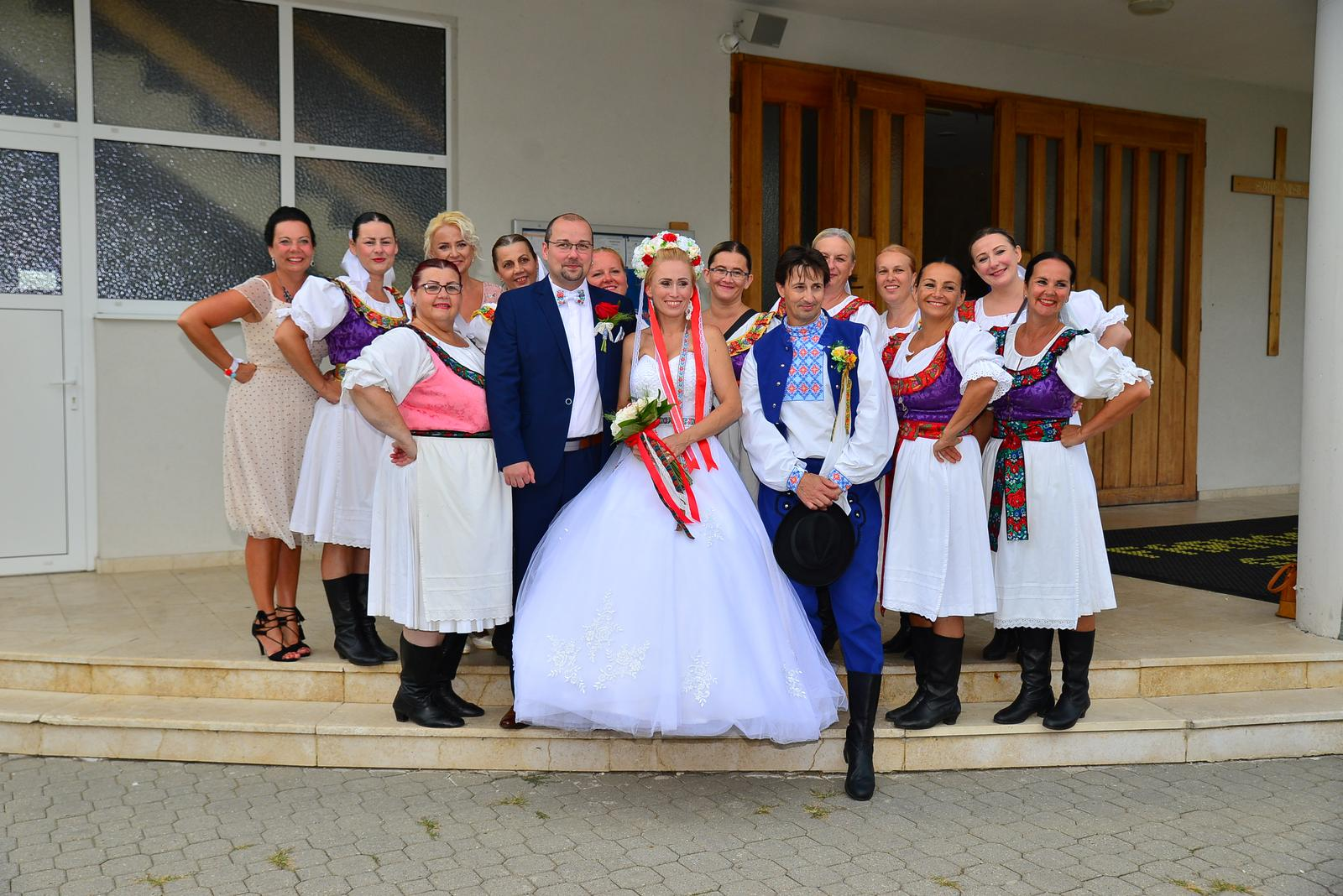 Folklorna svadba M+M, 24.8.2019 Turany - Folklorna svadba M+M, 24.8.2019 Turany, autor Foto: Multimediálny DJ Maroš Chvojka 015