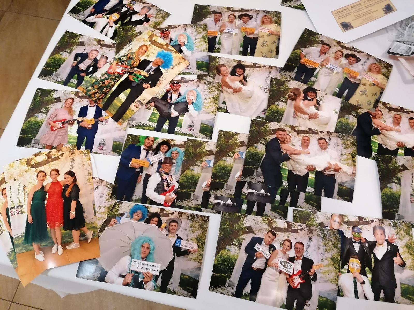 Svadobné FOTO steny na prenajom - Obrázok č. 6