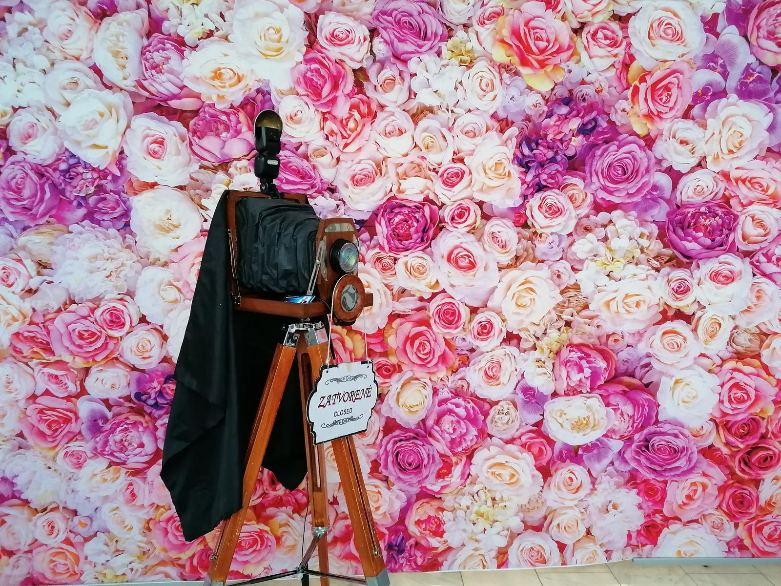 Svadobné FOTO steny, Foto kútik DJ Chvojka - Obrázok č. 9