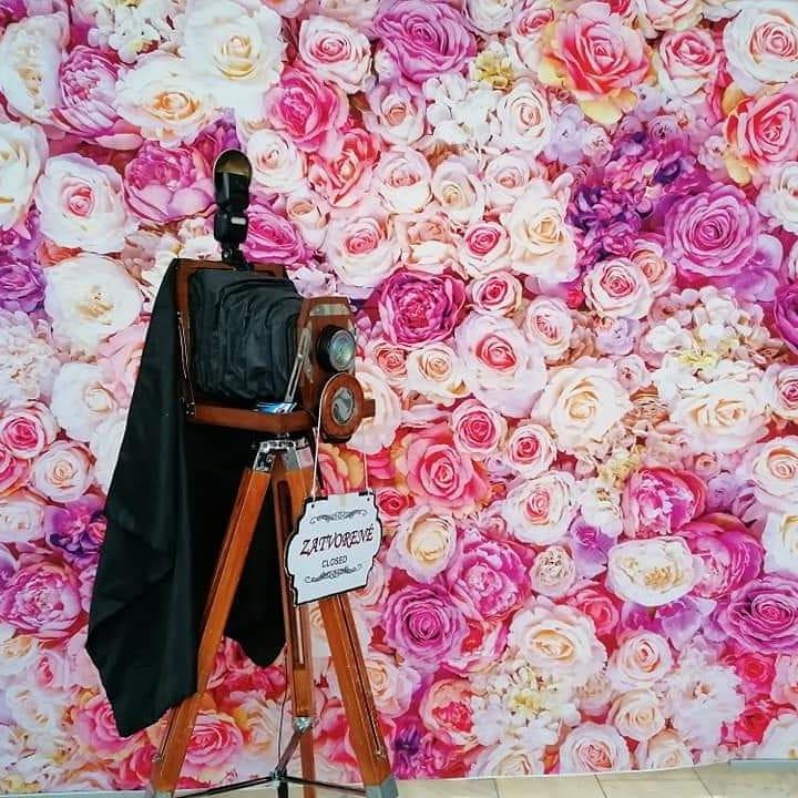 Svadobné FOTO steny, Foto kútik DJ Chvojka - Obrázok č. 2