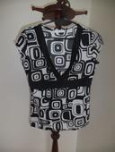 vzorované tričko, 38