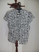 Kvietkovaná košeľa Gate, L