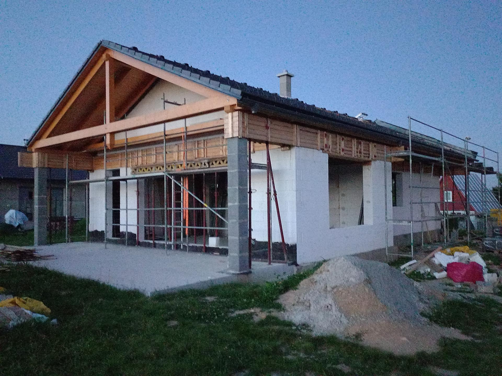 Dům se zápražím - Obrázek č. 24
