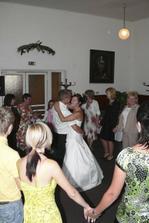 společný taneček