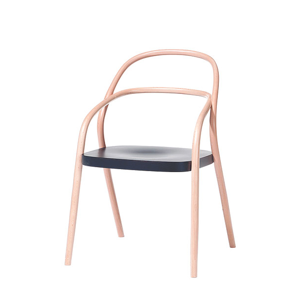 Tohle ano!, aneb konkrétní představy - Miluju židle ve stylu Thonet. u stolu v kuchyni bude každá jiná..