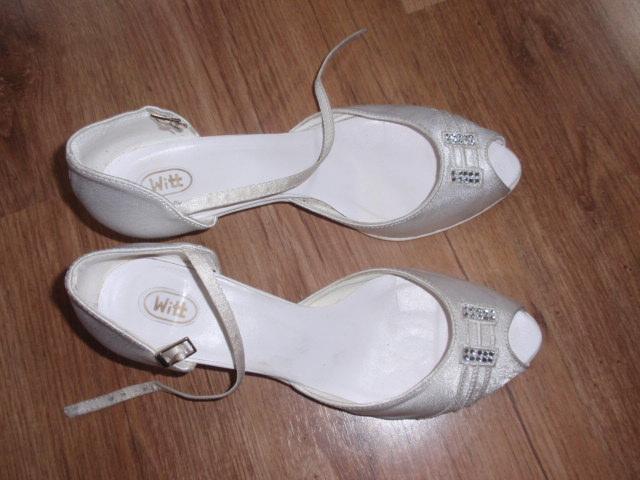 Svadobné topánky Witt - Obrázok č. 2