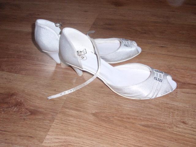 Svadobné topánky Witt - Obrázok č. 1