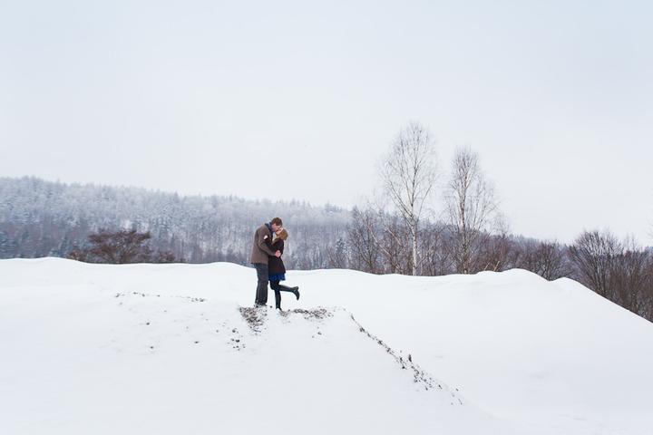 Zimní romance po našem - Obrázek č. 11
