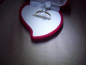 Moj krásnucky prstienok od 23.8.2013