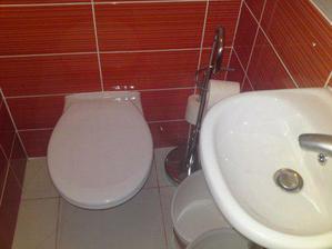 A samostatné WC