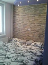 Spálňová časť izby