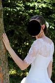 Svatební šaty vel.34-36, 34
