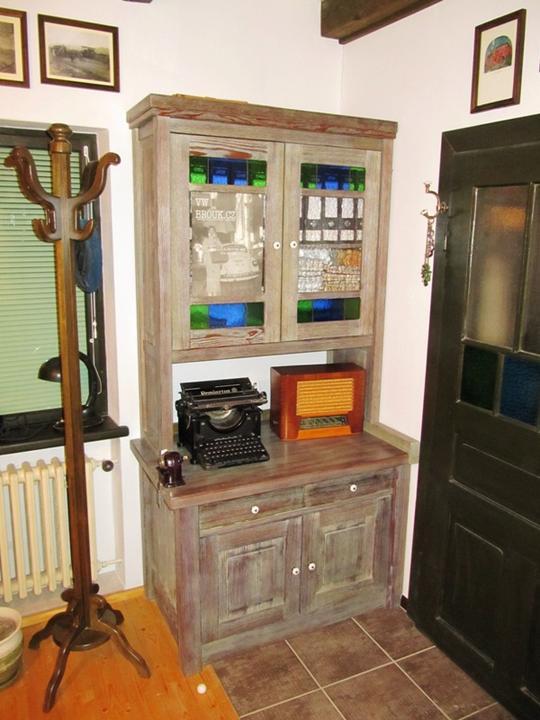 Vintage - office