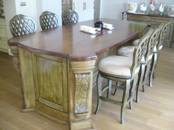 Vintage - jedálenský stôl