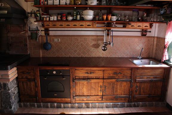 Miloslavova zem - kuchyňa v MZ