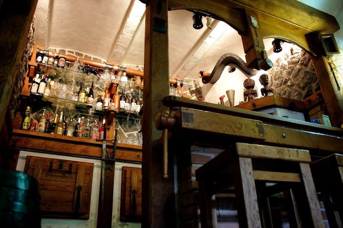 Miloslavova zem - ponk v bare MZ