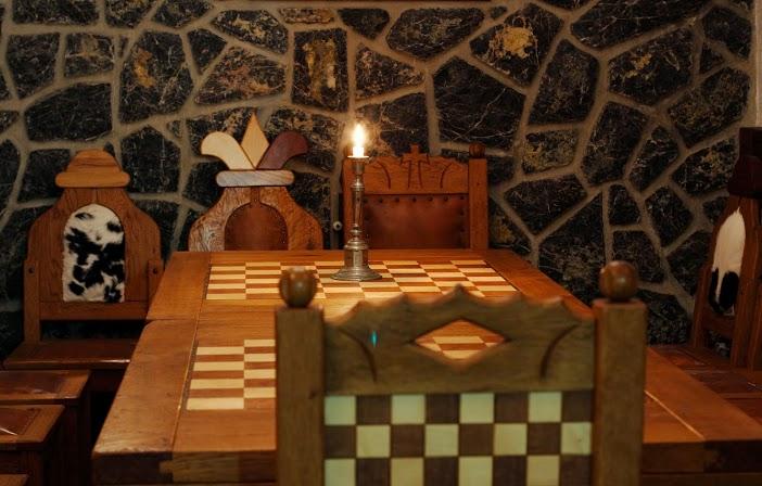 Miloslavova zem - klubova miestnost v MZ