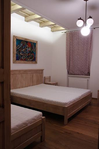 Miloslavova zem - podsvietenie stropu