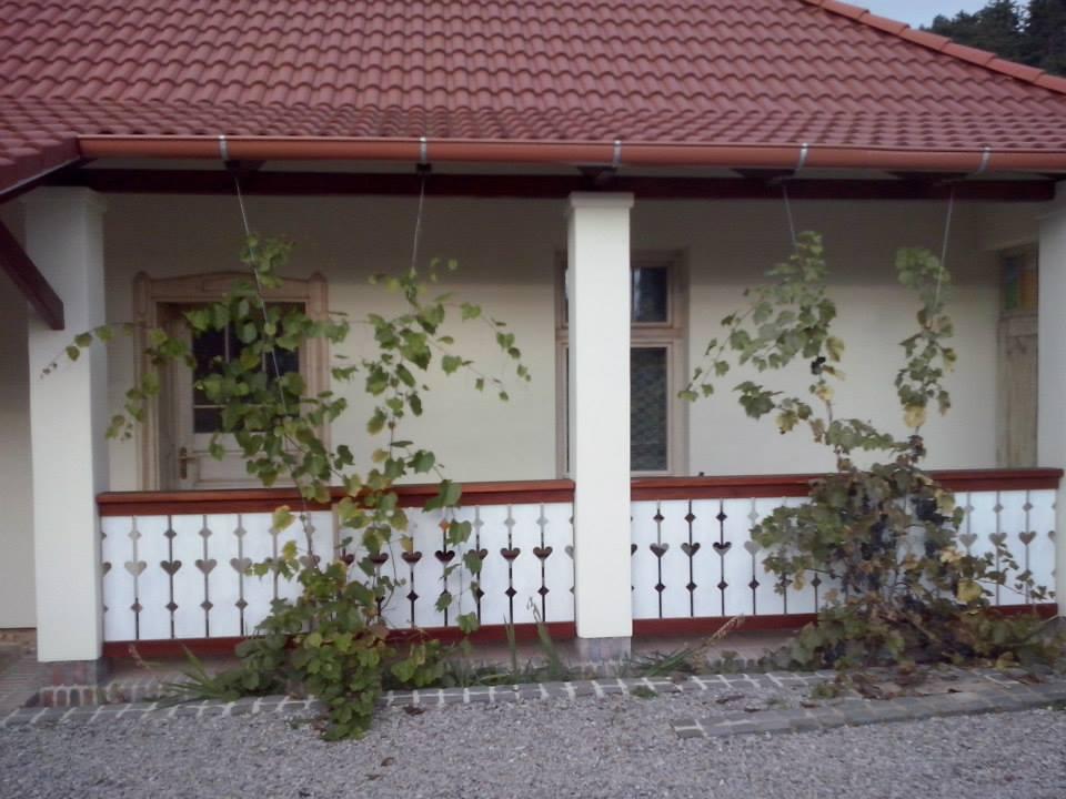 Vintage - dvor,ubytovanie v miloslavovej zemi