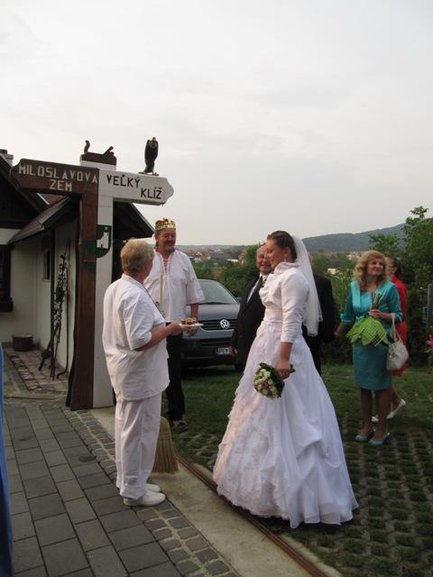 Miloslavova zem - svadba v MZ .   fotenie bezne