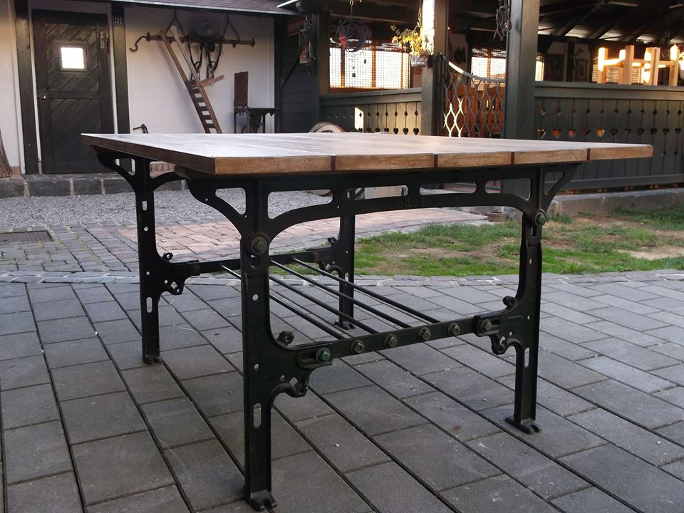 Miloslavova zem - indrustialny stol v MZ
