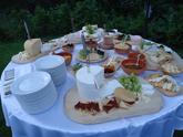 Syrový stôl