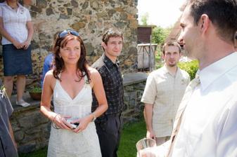 DČ - Kamarádi ženicha