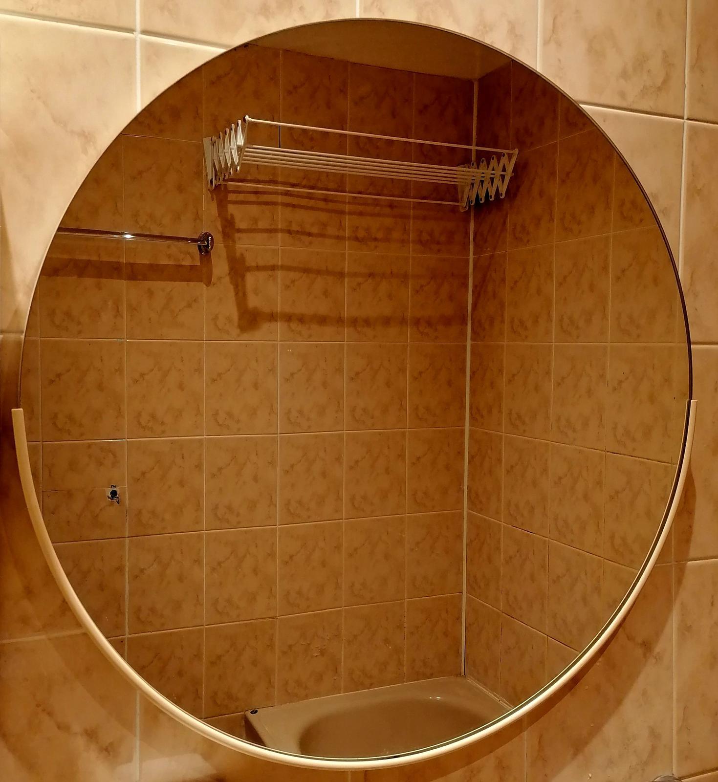 Okrúhle zrkadlo - Obrázok č. 1