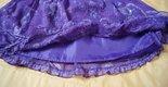 zaujímavá krátka sukňa, 40