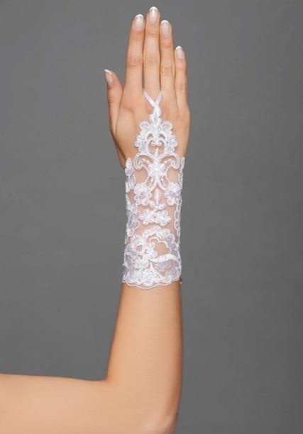 svatební rukavičky - Obrázek č. 1