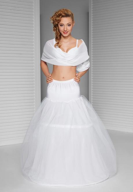 svatební spodnice 2 kruhy, tyl - Obrázek č. 1