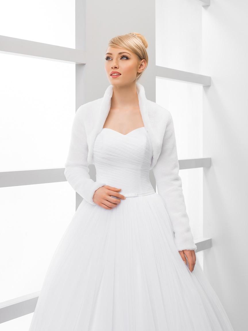 svatební kožíšek - Obrázek č. 1