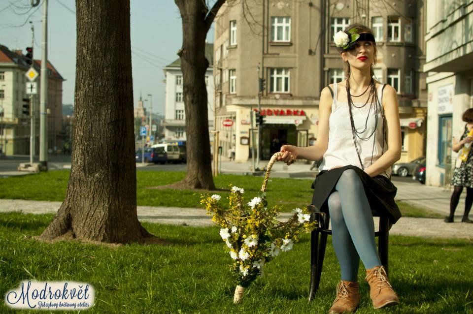 La collection de café - Jarní deštník