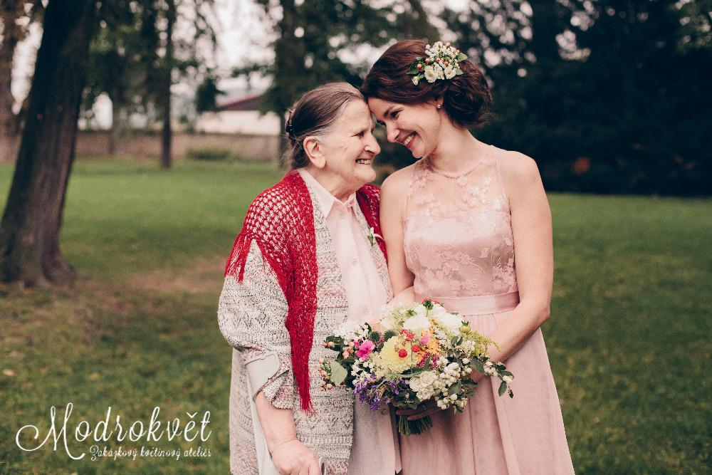modrokvet - S kouzelnou babičkou