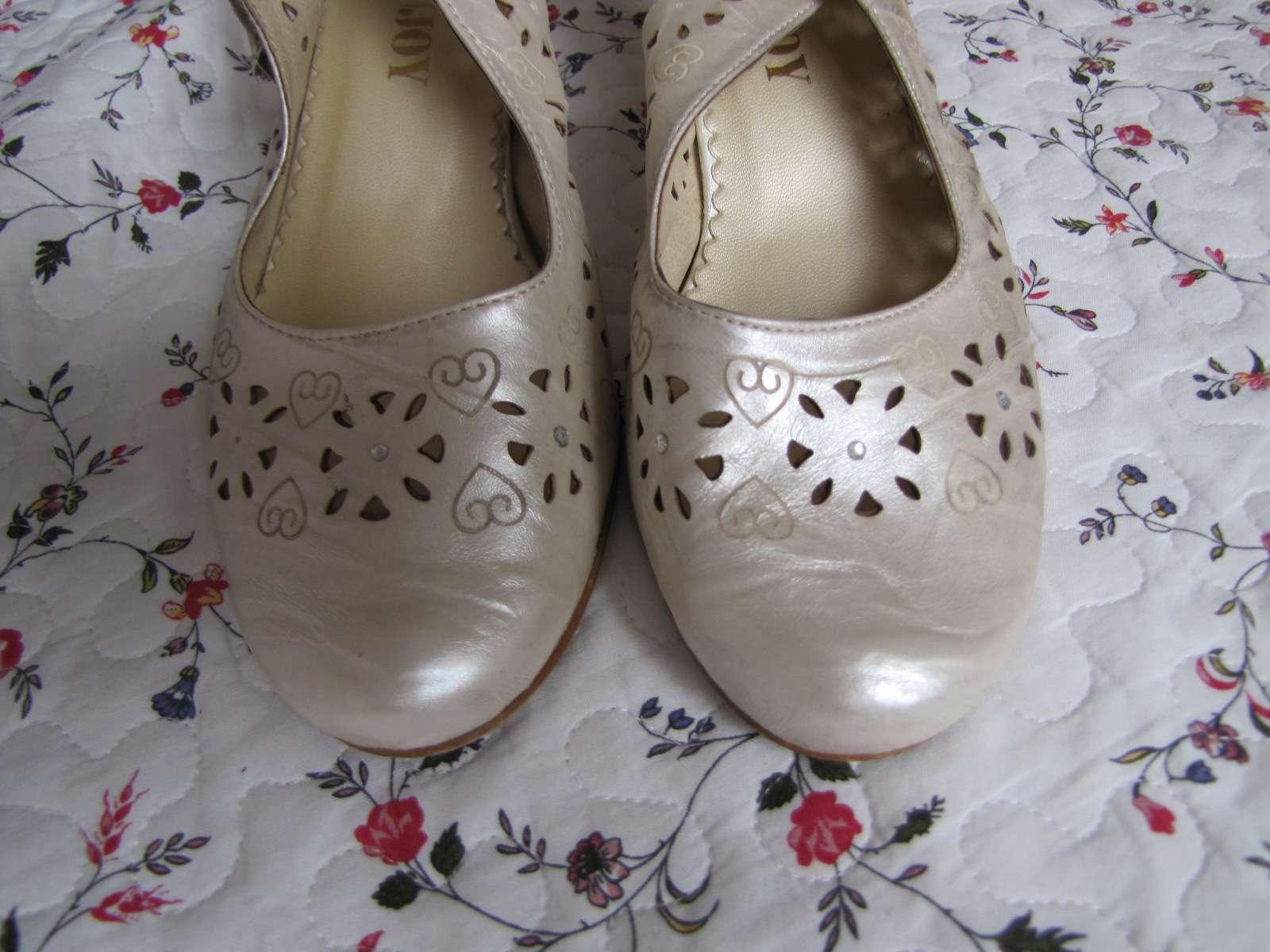 Perleťové topánky - Obrázok č. 1